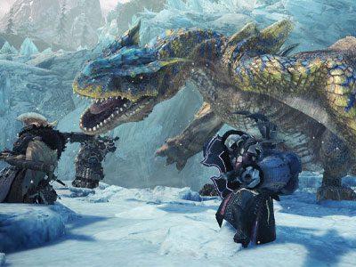 monster hunter world games like dark souls