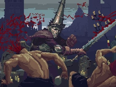 Blasphemous best metroidvania games