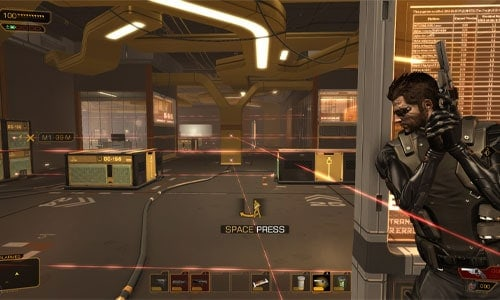 Deus Ex Human Revolution games like mass effect