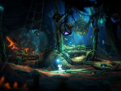 Ori and the blind forest best metroidvania games