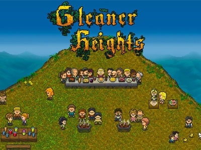 gleaner heights games like stardew valley