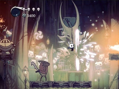 hollow knight games like dark souls