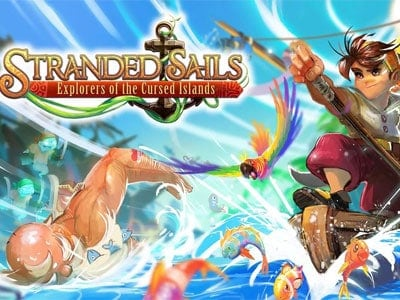 stranded sails games like stardew valley