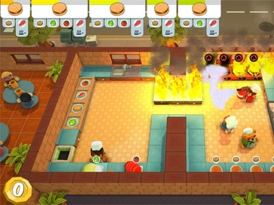 what is an indie game overcooked