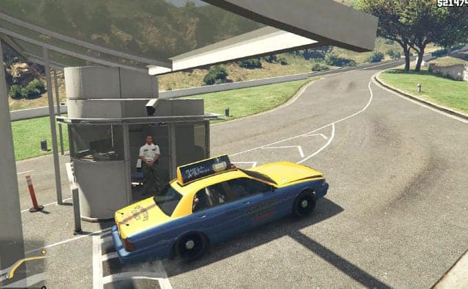 Day In The Life Of A Taxi Driver – Real Life Versus GTA