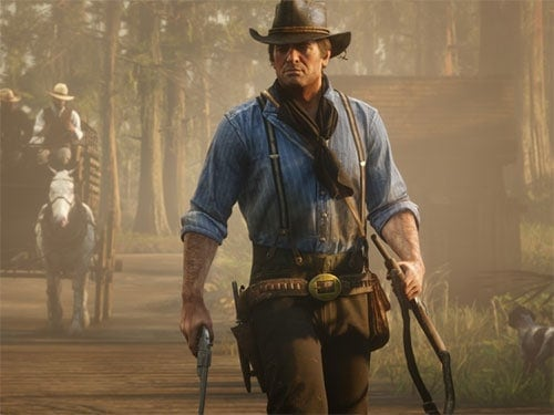 best games of 2010s red dead redemption 2
