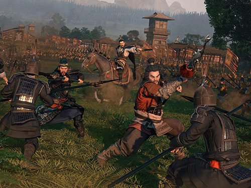 best games of 2010s total war three kingdoms