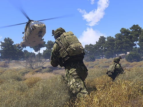 best games of 2010s arma 3