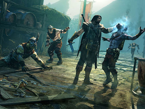 best games of 2010s middle earth shadow of mordor