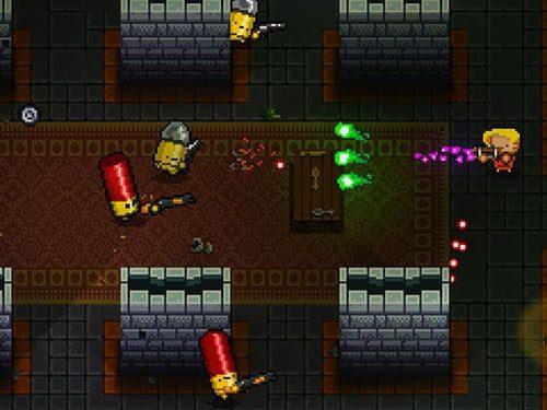 best games of 2010s enter the gungeon