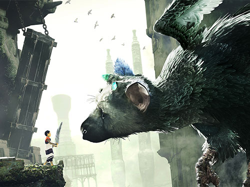 best games of 2010s last guardian