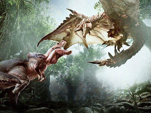 best games of 2010s monster hunter world