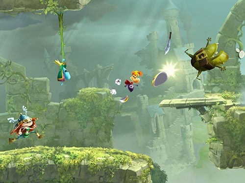 best games of 2010s rayman legends