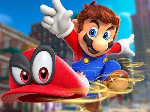 best games of 2010s super mario odyssey