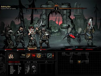 darkest dungeon best roguelike games