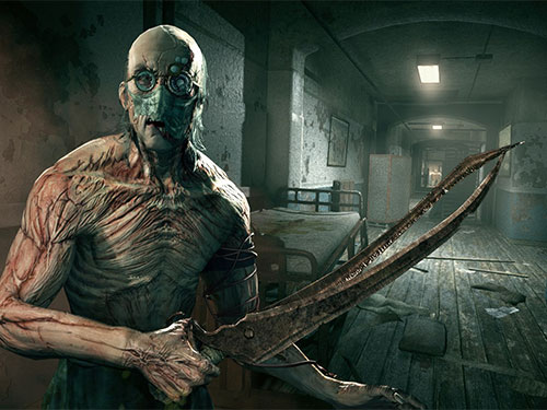 best games of 2010s outlast
