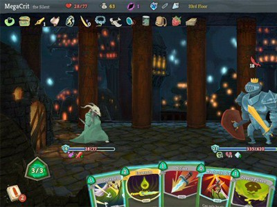 slay the spire best roguelike games