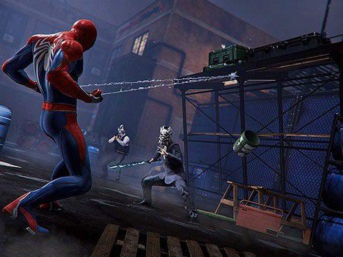best games of 2010s spider man
