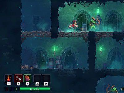 dead cells best roguelike games