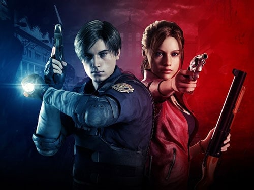 best games of 2010s resident evil 2