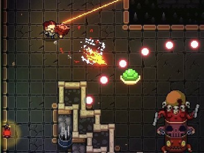 enter the gungeon best roguelike games