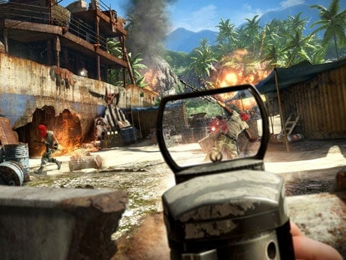best games of 2010s far cry 3