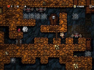 spelunky best roguelike games