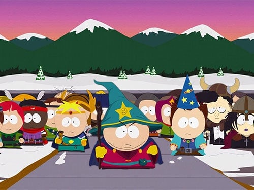 best games of 2010s south park stick of truth