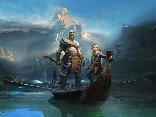 best games of 2010s god of war