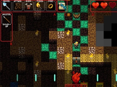crypt of the necrodancer best roguelike games