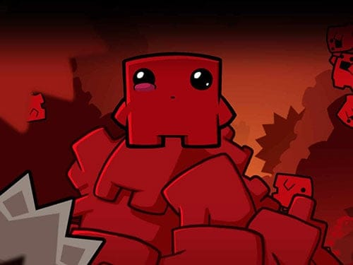 best games of 2010s super meat boy