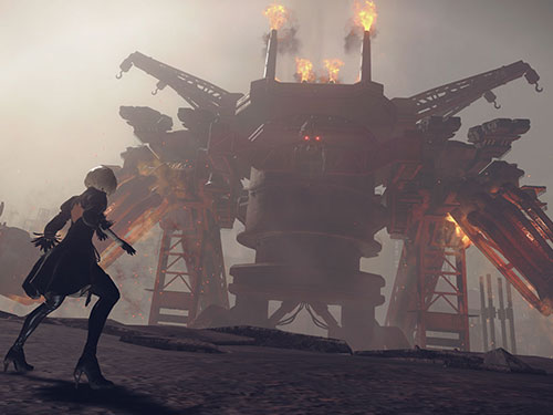 best games of 2010s nier automata