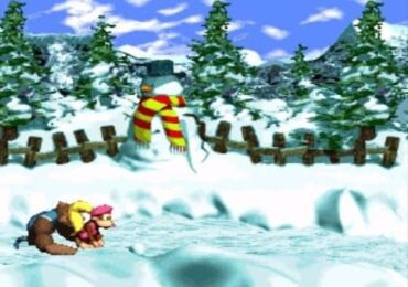 donkey kong 3 christmas video games