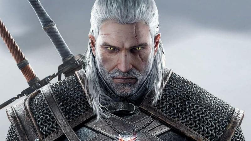 geralt of rivia witcher quiz