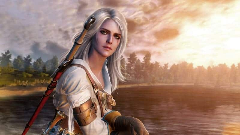 ciri witcher quiz