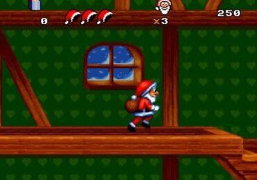 daze before christmas christmas video games