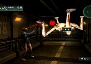 parasite eve best cyberpunk games