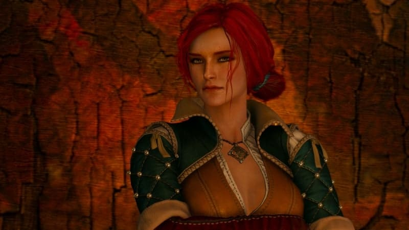 triss merigold witcher quiz
