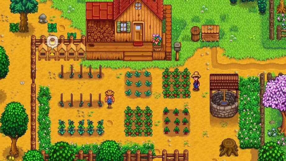 Nintendo Switch Games Stardew Valley