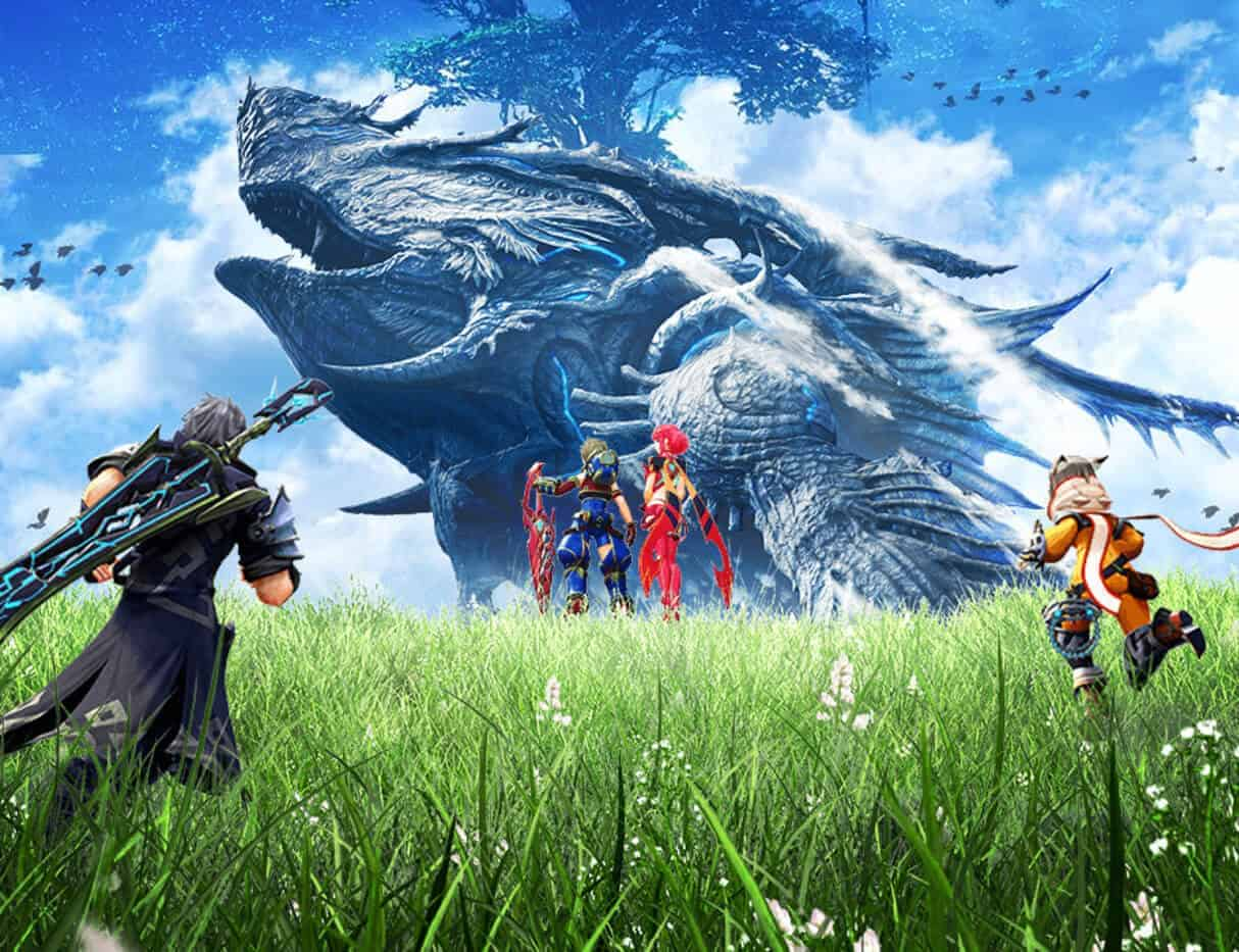 Xenoblade C 2 - games for Nintendo Switch