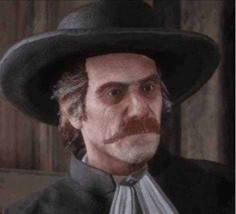 Reverend Orville Swanson