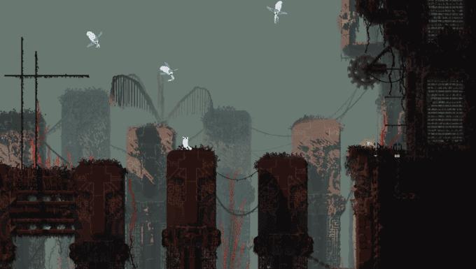 Rain World game