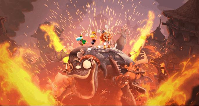 Games like ORi Rayman Legends