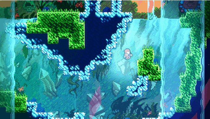 Celeste - Games like Ori and the Blind FOrest
