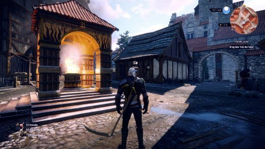 Enhancement System Witcher Mod