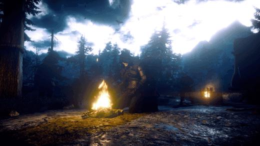 Witcher 3 Mods_Geralt Cloak