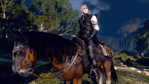 Sezon Burz Witcher Mod