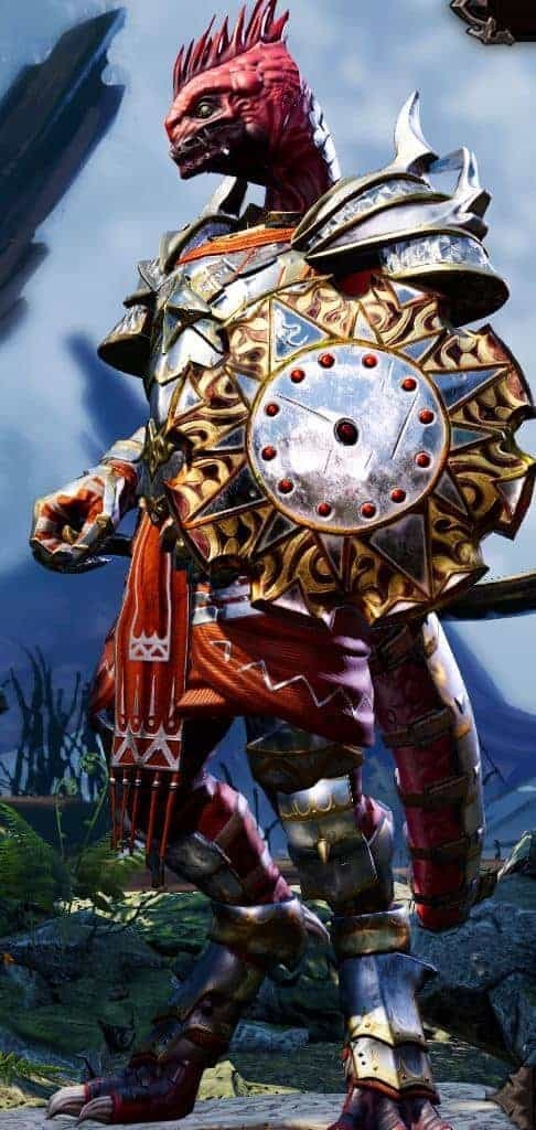 Fighter Red Prince Best Divinity Original Sin 2 Classes