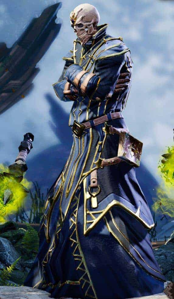 Wizard Fane