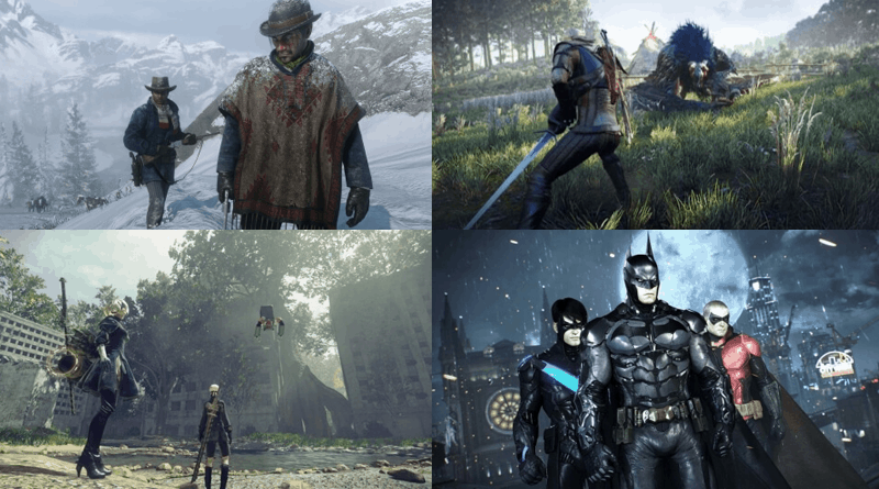 17 Best Open World Games that Don't Feel Empty